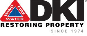 DKI Restoring Property Since 1974 Logo 1