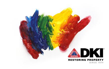 DKI Restoring Property colors logo