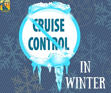 Cruise Control in Winter infographic
