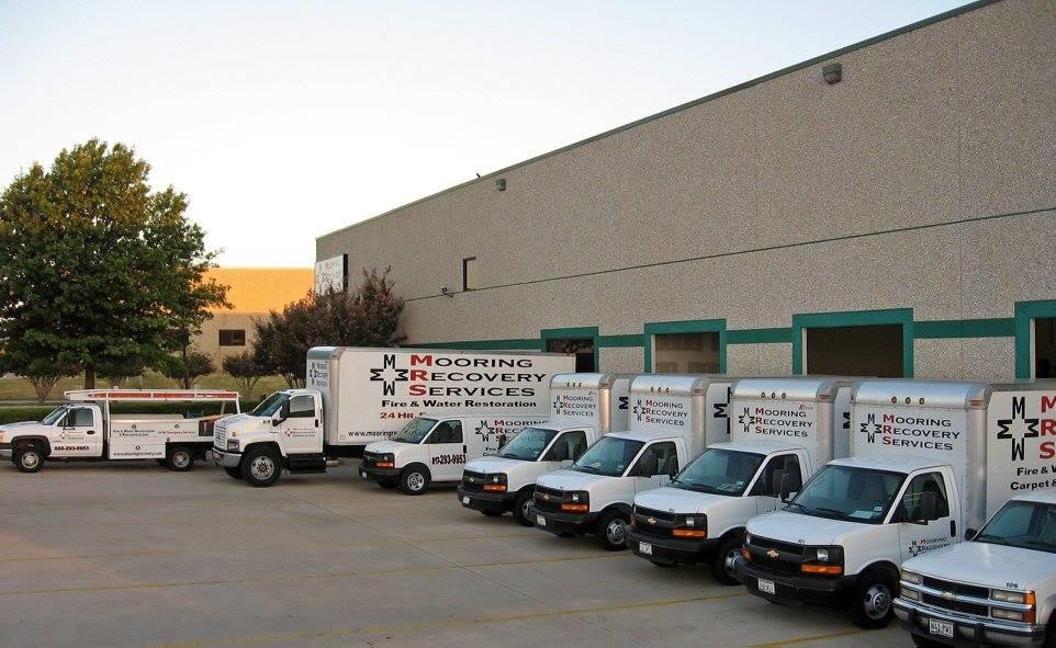 Mooring Recovery Services service vans fleet