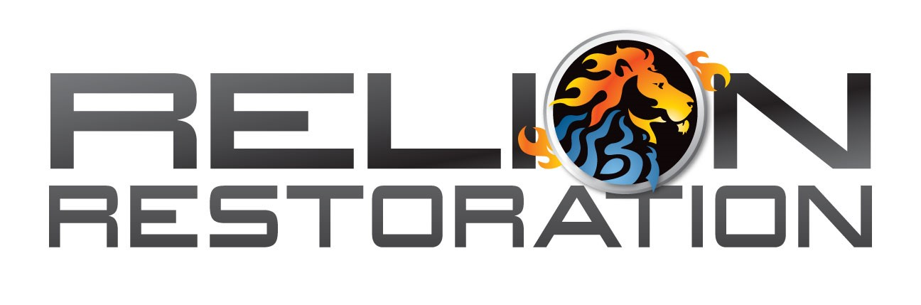 Relion Restoration Logo