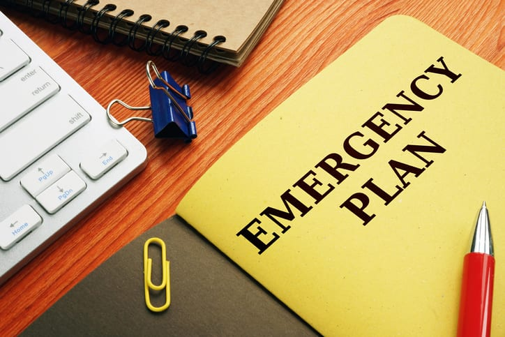 Emergency plan 1