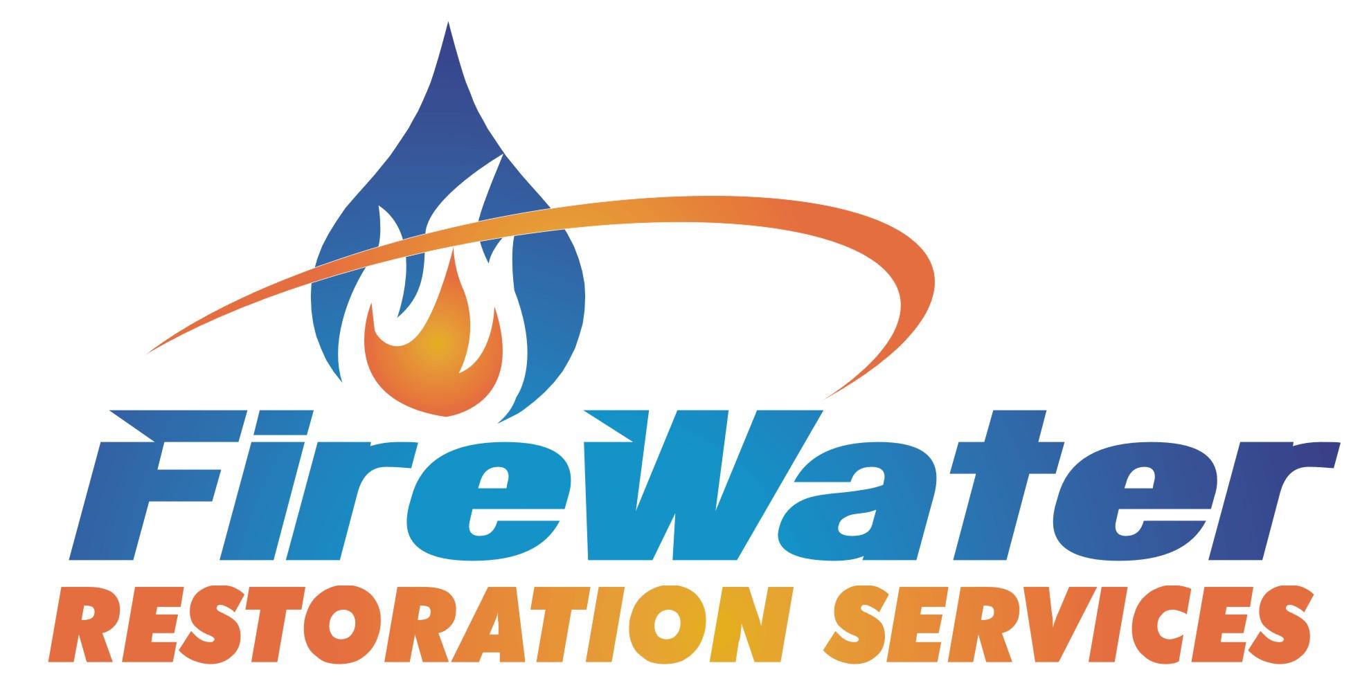 FireWater Restoration Services Logo
