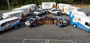 Spartan Emergency Water Removal Team
