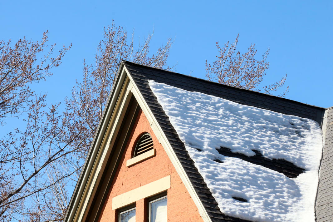 Protect Your Home from Snowmelt