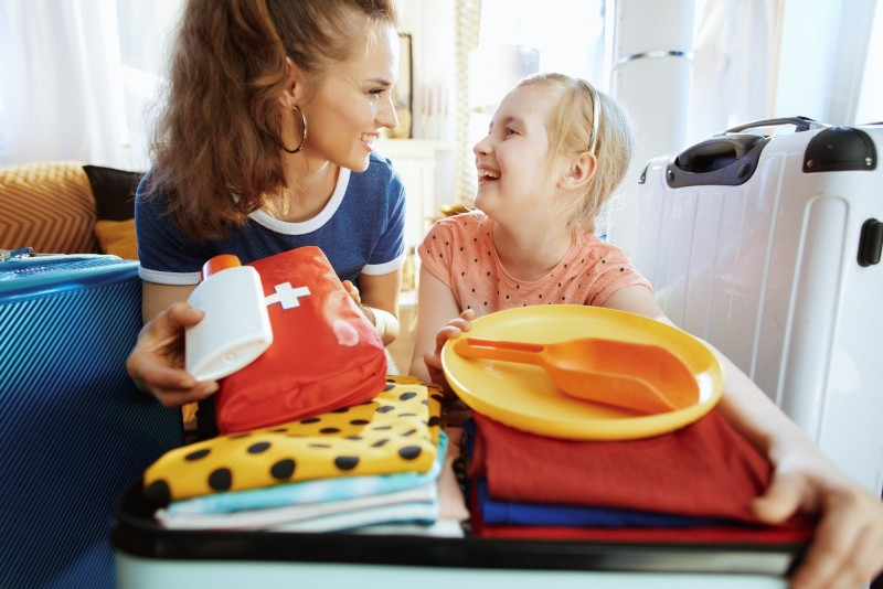 How to Help Children Prepare for an Emergency During National Emergency Preparedness Month